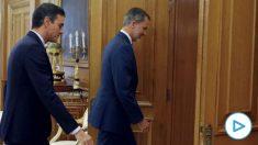 Zarzuela: «El Rey quería ir al acto judicial en Barcelona pero no tiene el refrendo constitucional del Gobierno»