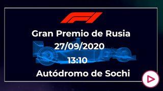 GP Rusia Fórmula 1 horario