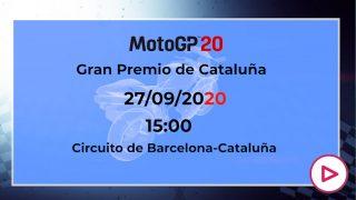 GP Cataluña MotoGP horario