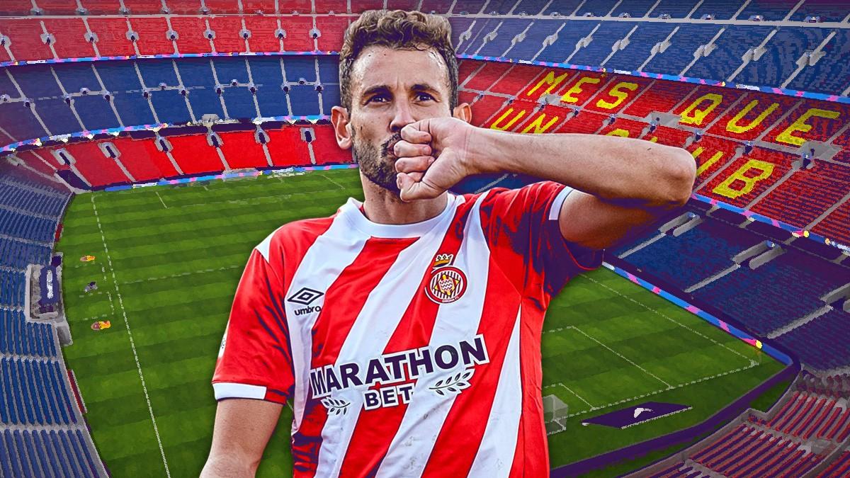 El Barcelona piensa en Stuani.