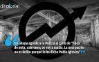 Los okupas invocan a Pablo Iglesias