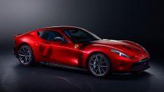 Nuevo modelo Ferrari.