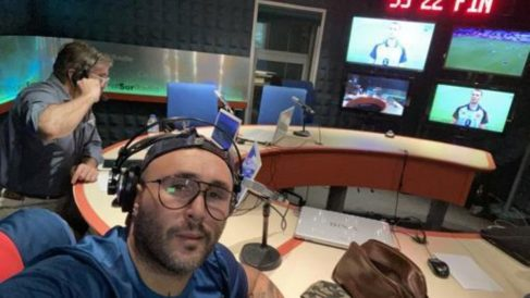 Kiko rivera en Canal Sur Radio