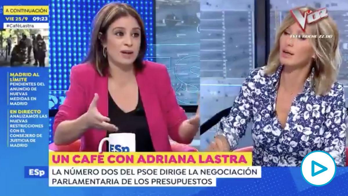 Adriana Lastra dice que el Código Penal es de hace 200 años pero ¡se aprobó en 1995 con el PSOE!