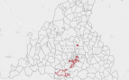 Mapa restricciones Madrid coronavirus