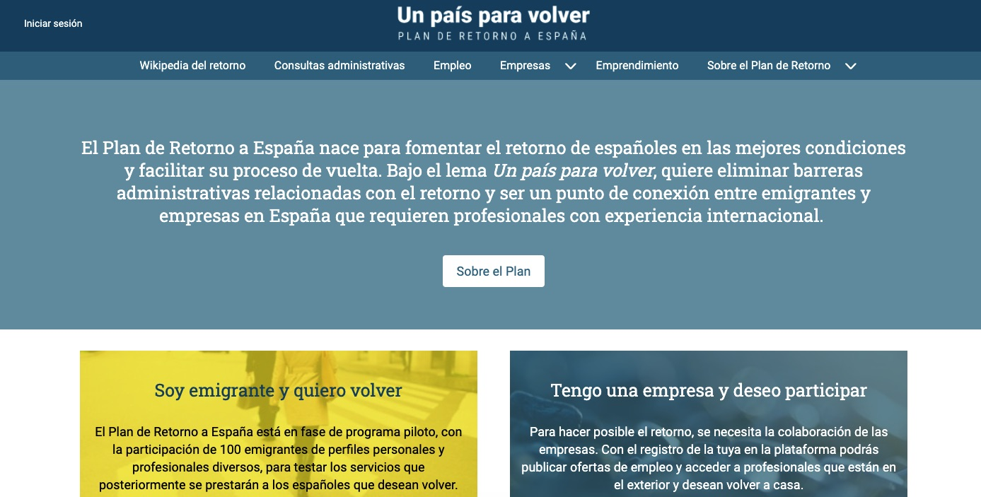 Sánchez da 17.787 € a dedo a la asociación de un ex alto cargo del PSOE para frenar la fuga de cerebros