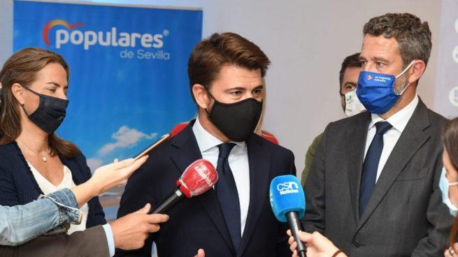 Beltrán Pérez (PP) impulsa con firmas y mociones su Ley Antiokupa: «Queremos al delincuente fuera en 12 horas»