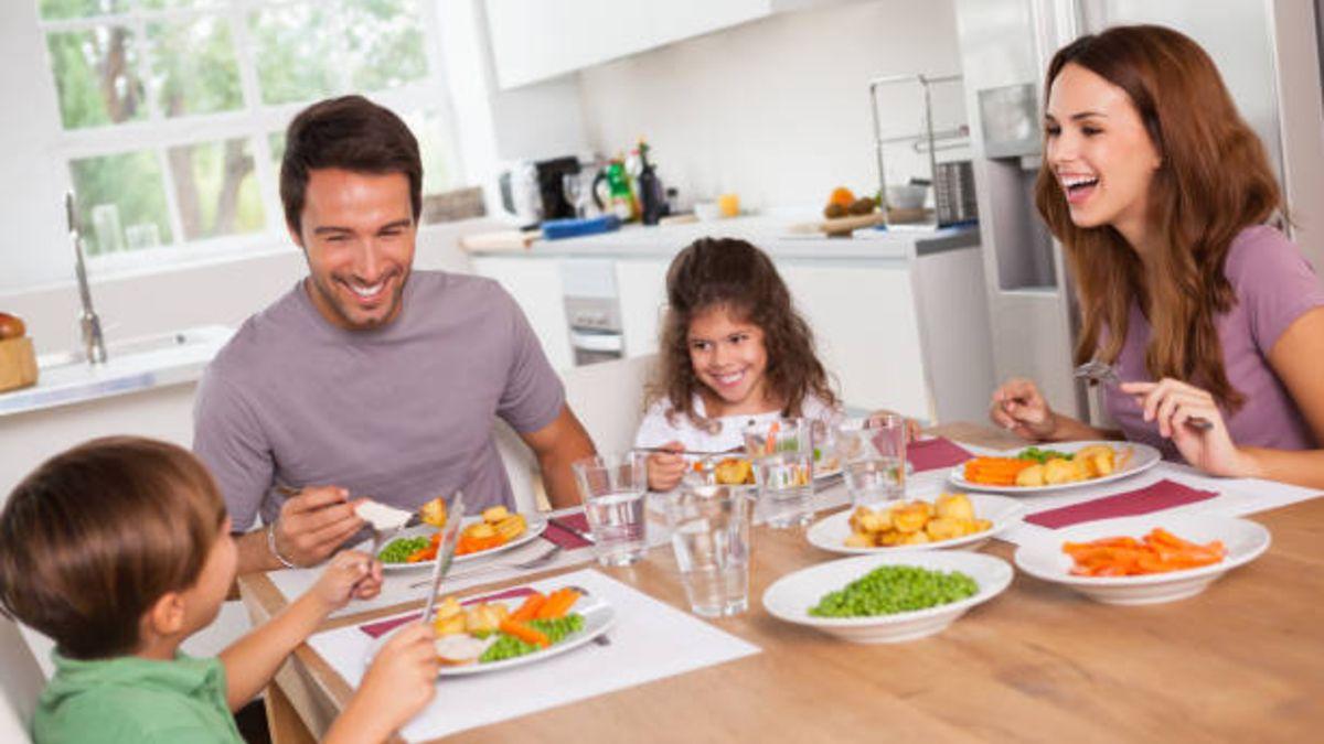 Los trucos para lograr una alimentación saludable en los niños