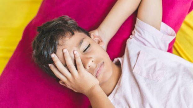 Dolores de cabeza en el desarrollo de los niños: Causas y cómo tratar