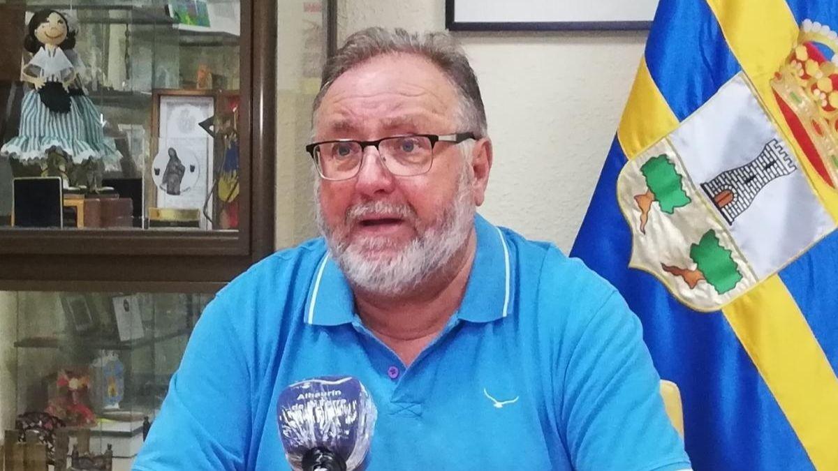 Alcalde de Alhaurín de la Torre