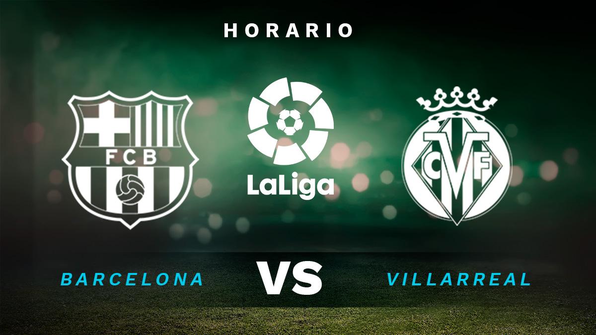 Barcelona – Villarreal: partido de la jornada 3 de la Liga Santander