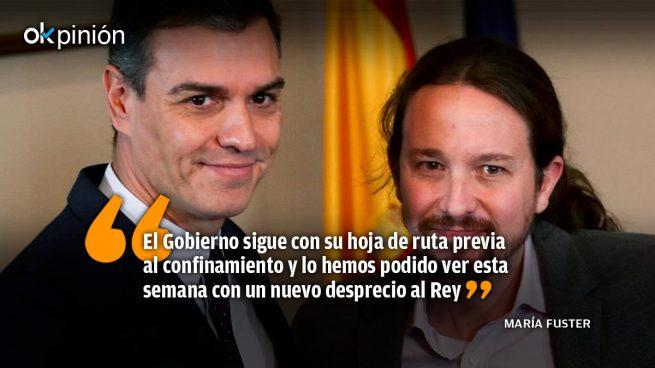 Sánchez-Iglesias: el Gobierno más destructivo de todos los tiempos