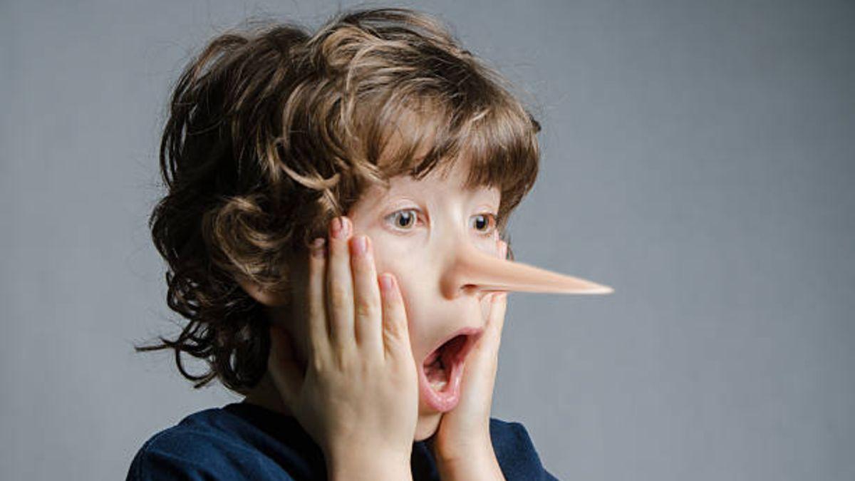 Cómo conseguir que los niños no mientan de manera frecuente