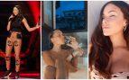 Pilar Bogado, en La Voz y en fotos de Instagram.