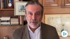 El consejero de Justicia de Madrid, Enrique López, responde a Illa