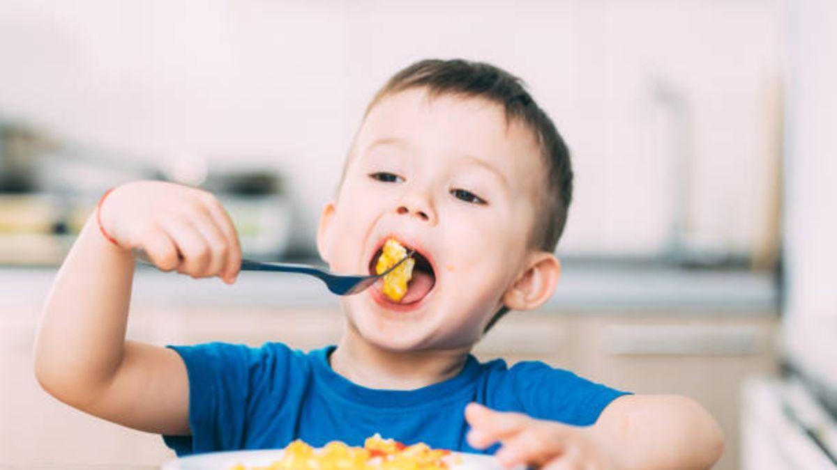 Conoce los alimentos que son buenos para la salud ocular de tus hijos