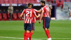 Atlético – Granda, en directo: Liga Santander | Partido de fútbol de la Liga Santander. (Getty)