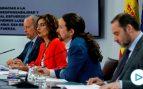 Ábalos censura a sus compañeros Iglesias y Garzón por cuestionar el régimen constitucional