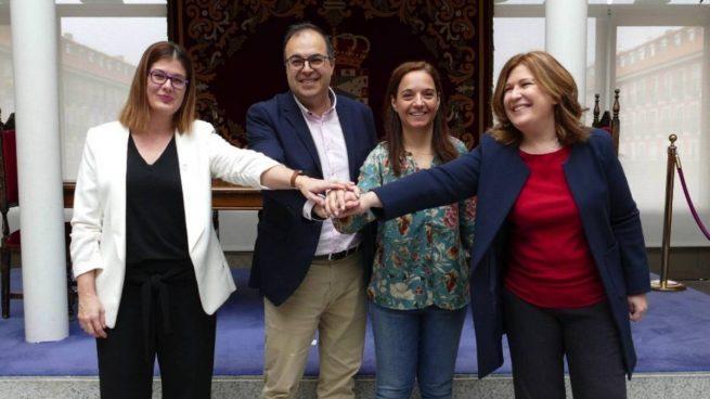 PSOE ayuntamientos