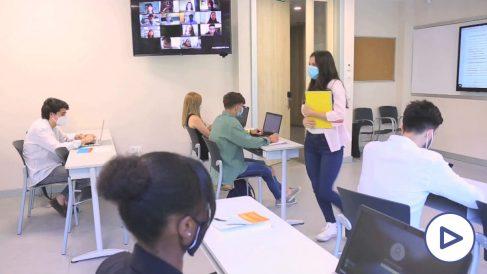 Vivir la pandemia en la universidad- ¿Cómo afrontan los universitarios la vuelta a las aulas?
