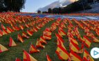 coronavirus banderas madrid