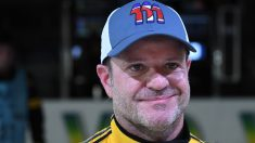 Rubens Barrichello. (AFP)
