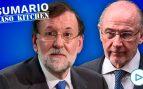 Rato, según Villarejo: «Que no me toquen los cojones, yo he trincado sobres, pero delante mía iba Rajoy»