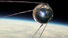 El 4 de octubre de 1957, la Unión Soviética lanza el Sputnik