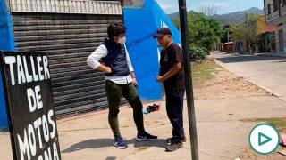 El padre de la niña de 15 años que tuvo una hija secreta con Evo Morales.