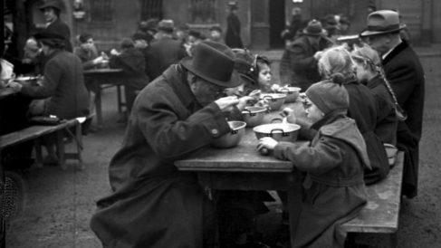Domingos sin carne en la Alemania nazi.