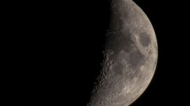 Los niveles de radiación en la Luna son 200 veces más altos que los de la Tierra