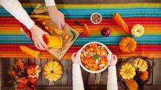 Los mejores alimentos de temporada para el menú de otoño de los niños