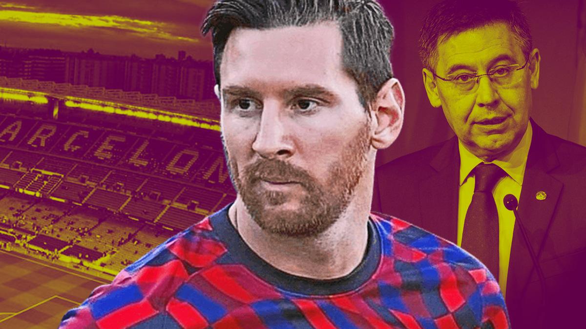 Leo Messi no va a poner las cosas sencillas al Barcelona.