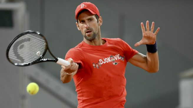 Partidos Roland Garros