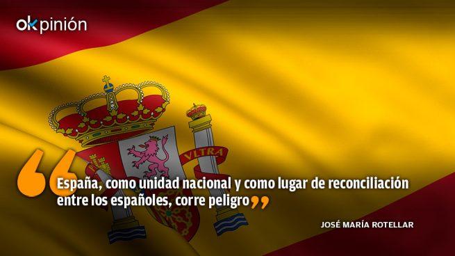 Con el Rey, con España y con la libertad