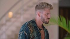 Óscar en 'La isla de las tentaciones 2'