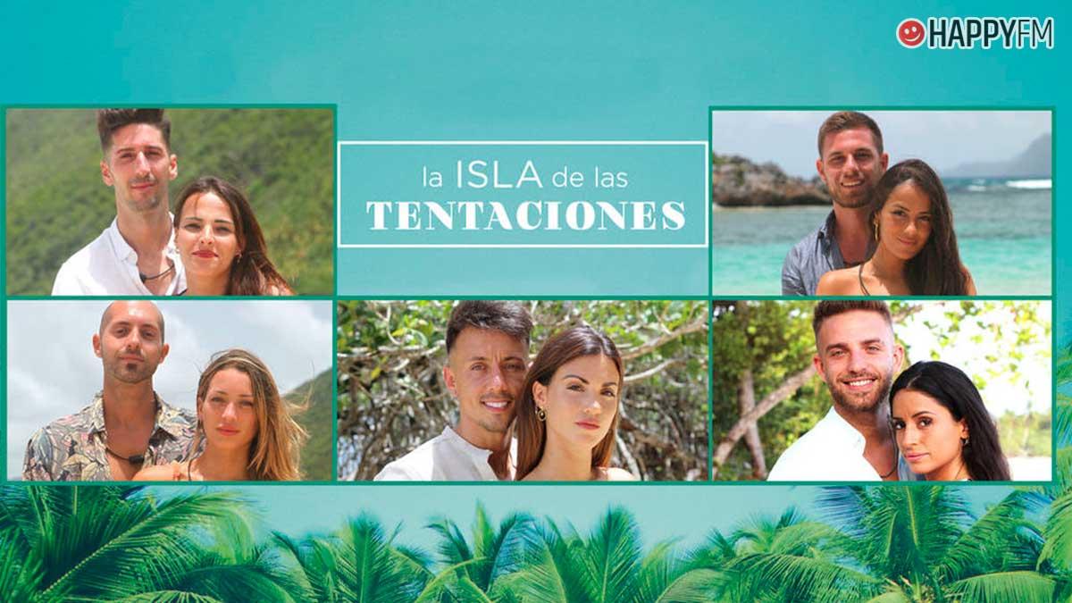 La isla de las tentaciones: Descubre las cuentas de Instagram de las parejas