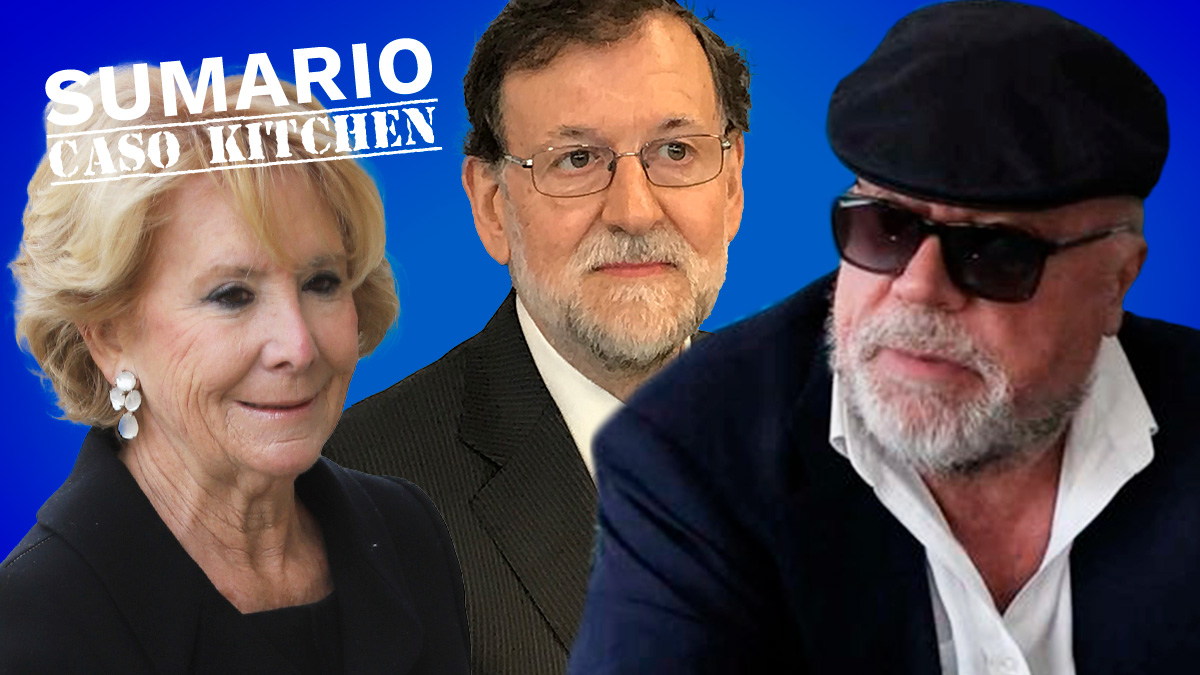 Caso Kitchen: Villarejo asegura qeu Rajoy le encargó cortarle la cabeza a Aguirre