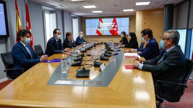 El consejero de Sanidad de Madrid se reunirá con Illa esta tarde en el Ministerio a las 16:30 horas