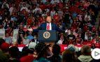 Trump sólo pagó 750 dólares en impuestos en 2016 y estuvo sin hacerlo durante una década