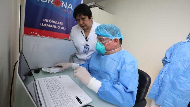 Análisis coronavirus