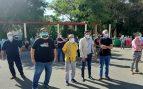 Los de Teresa Rodríguez se manifiestan en Marinaleda para apoyar a su alcalde, «el dictador» comunista Gordillo