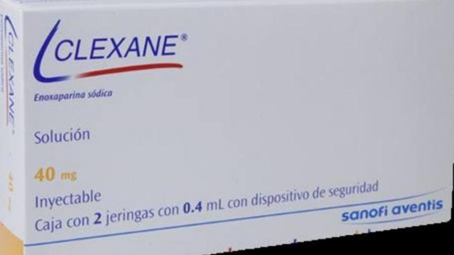 Retiran un lote de una heparina por fallos en la jeringa
