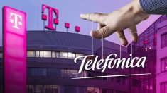 Deutsche Telekom analiza la compra de Telefónica.