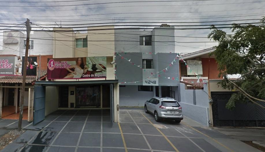 Domicilio en Jalisco donde está radicada la empresa tapadera de Neurona Consulting.
