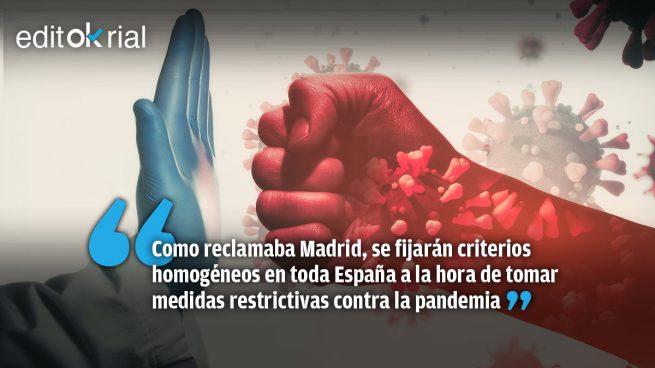 Ayuso resiste la embestida de Sánchez y desmonta su sectaria estrategia de acoso