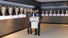 Liberbank, banco oficial del Real Madrid hasta 2026