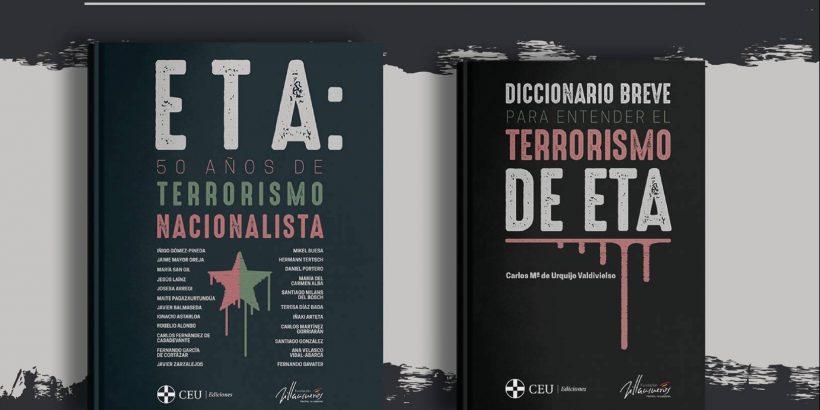 'ETA: 50 años de terrorismo nacionalista', un libro para que la política del PSOE no consiga blanquear a Bildu