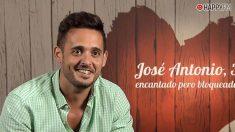 José Antonio en 'First Dates'
