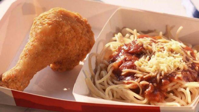 Los productos de McDonald's más raros del mundo: pan con verduras al curry y espaguetis